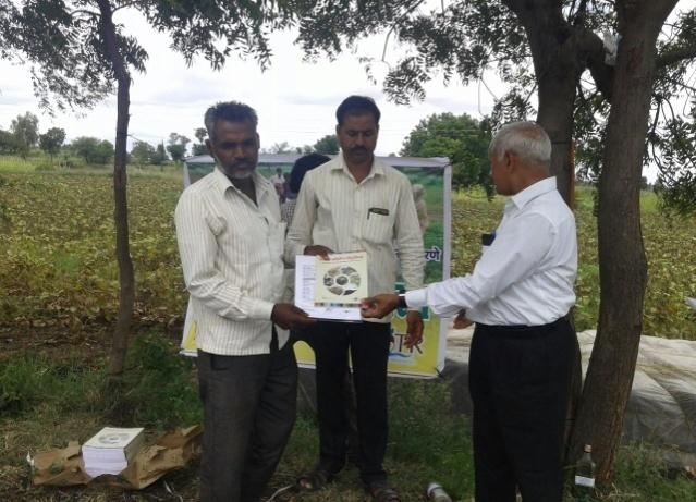 soil health distribution