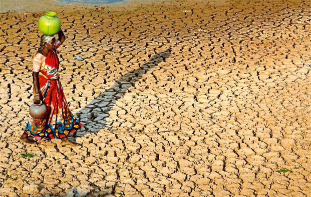 Desertification and land degradation are major threats to agriculture productivity